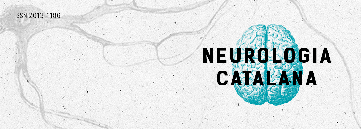 39è Butlletí Neurologia Catalana - NOU!