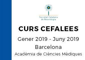 2n Curs d'especialització en Cefalees de l'SCN