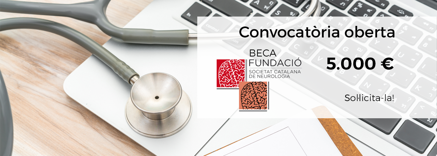 Beca Fundació Societat Catalana de Neurologia