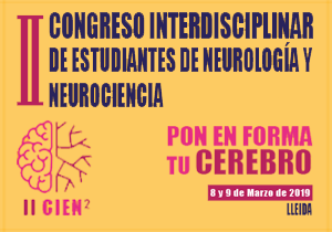 II Congrés Interdisciplinari d'estudiants de Neurologia i Neurociència