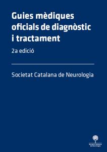 Imatge portada Guies Mèdiques Oficials de la Societat Catalana de Neurologia 2011