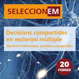 Imatge destacada SeleccionEM_Jornada Decisions Comparides en Esclerosi Múltiple