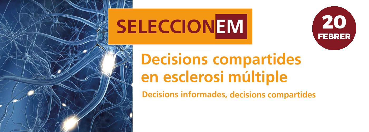 Jornada SeleccionEM - Decisions comparides en EM