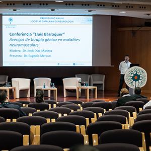 Grup Estudi Neuromuscular SCN_Conferència Lluis Barraquer_XXIII Reunió Anual SCN 2019