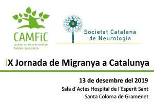 IX Jornada de Migranya a Catalunya