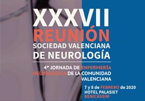 XXXVII Reunió Anual de la Societat Valenciana de Neurologia