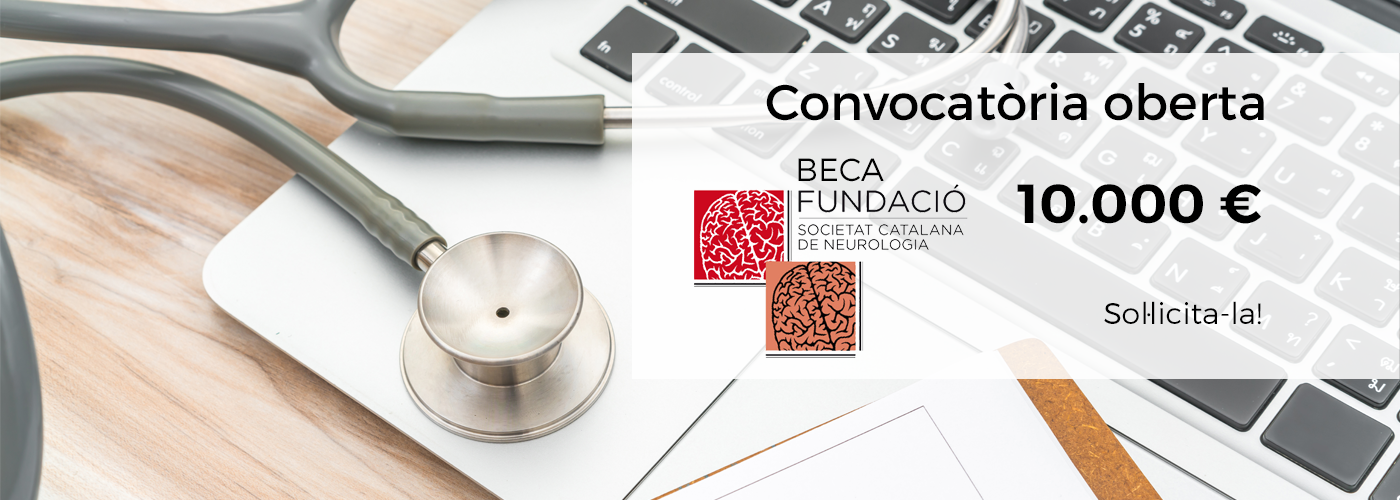 Convocatòria BECA FSCN 2020