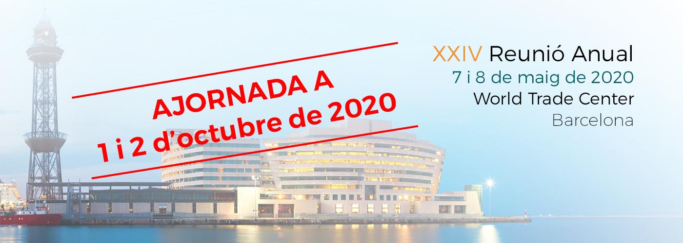 AJORNADA - Reunió Anual de l'SCN 2020