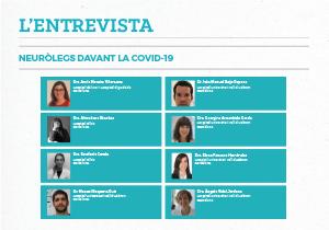 L'entrevista: Neuròlegs davant la Covid-19