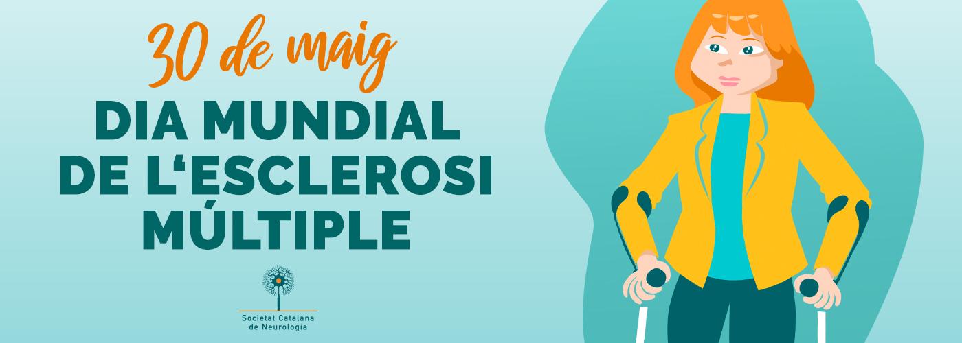Ja tenim aquí el Dia Mundial de l'Esclerosi Múltiple!