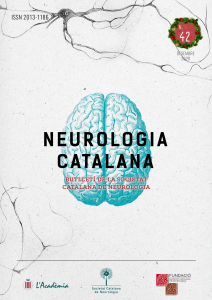 PORTADA BUTLLETÍ SCN_N.42-Societat Catalana de Neurologia Desembre 2020
