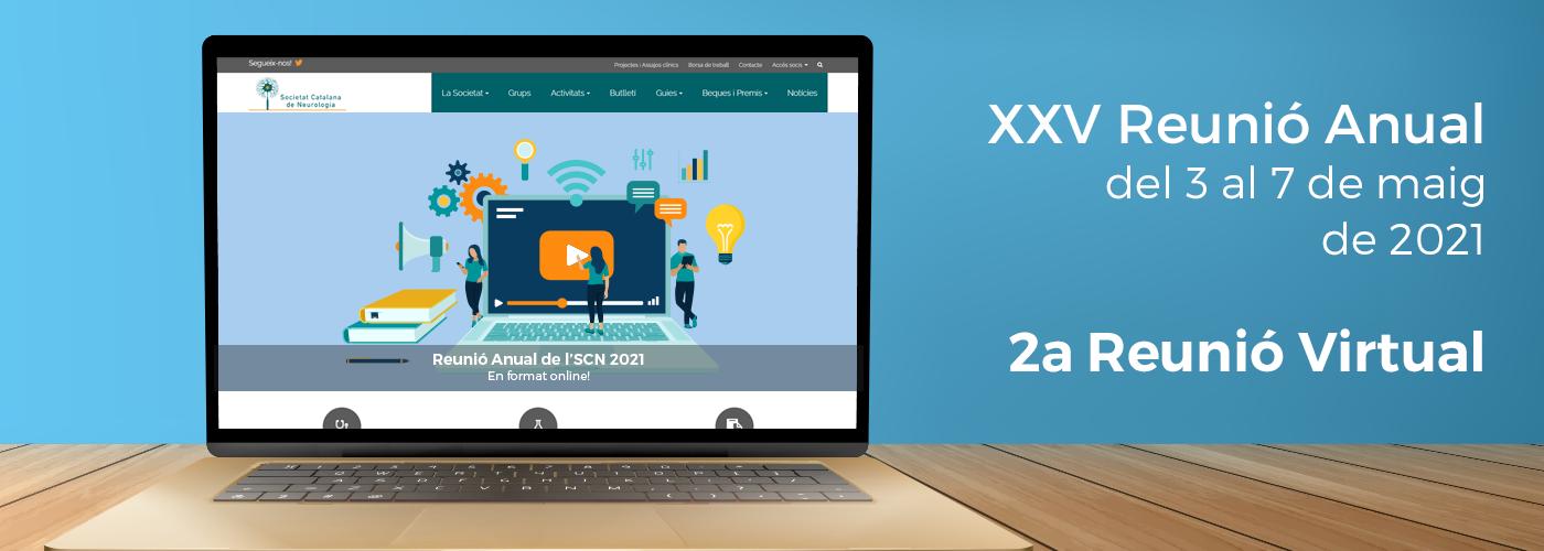 Disponible el programa preliminar de la XXV Reunió Anual de l'SCN!