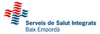 Logo Serveis de Salut Baix Empordà