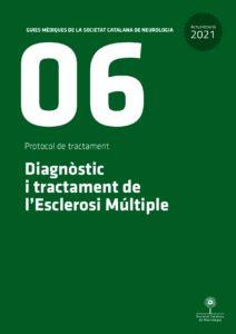 Portada Guia Esclerosi Múltiple - Societat Catalana de Neurologia - 2021