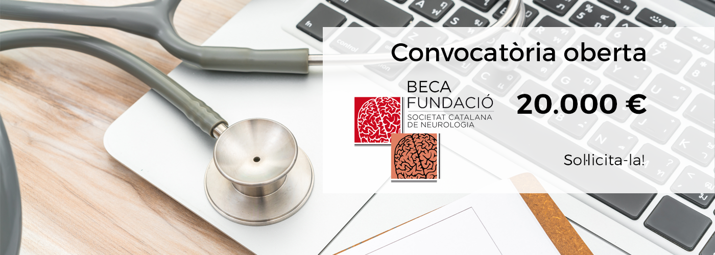 Convoquem la BECA FSCN 2021 amb 20.000 €!!