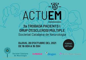 2a Trobada de pacients i el Grup d'Esclerosi Múltiple de l'SCN